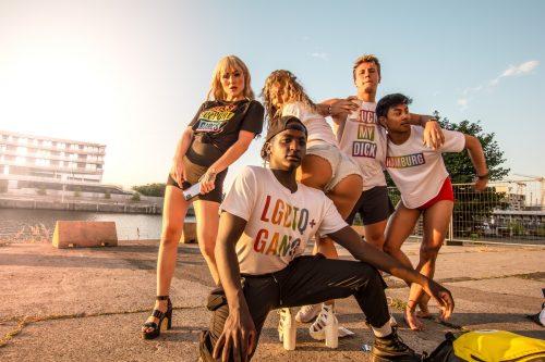 Pride Pride Baby - Shirts & Hoodies - CSD & PRIDE T-Shirts