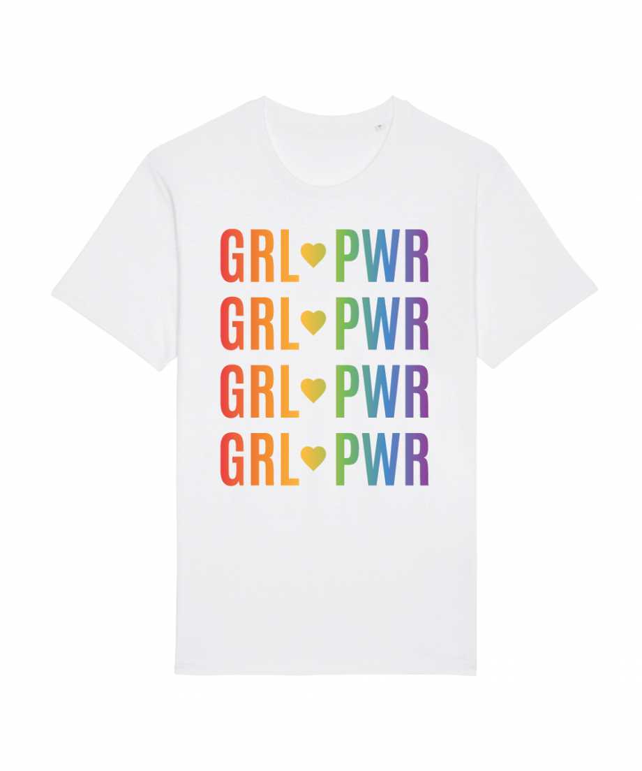 Pride Pride Baby T-Shirt GRL PWR Collection