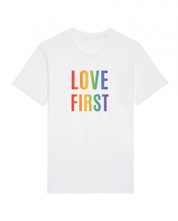 Pride Pride Baby T-Shirt Love First Collection
