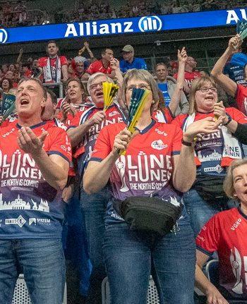 SVG Lüneburg Fanshop Pokalshirt 2019 Damen SVG